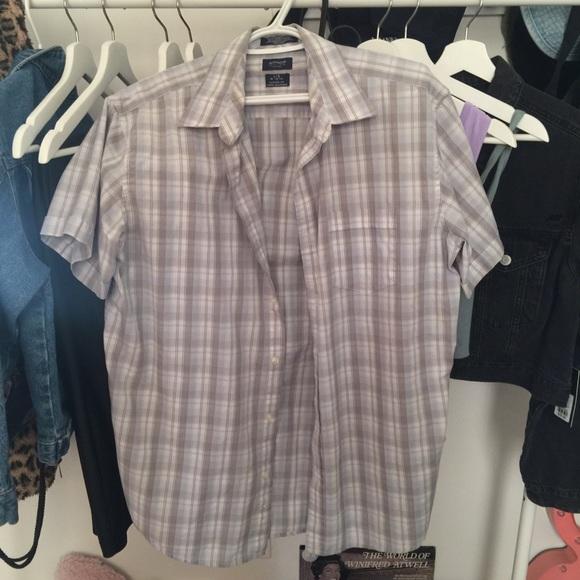Arrow button up shirt